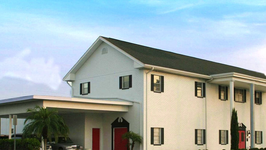 tour our funeral home in Cape Coral, FL