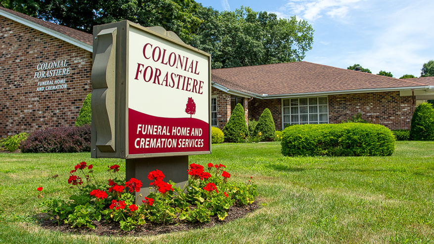 tour our funeral facilities