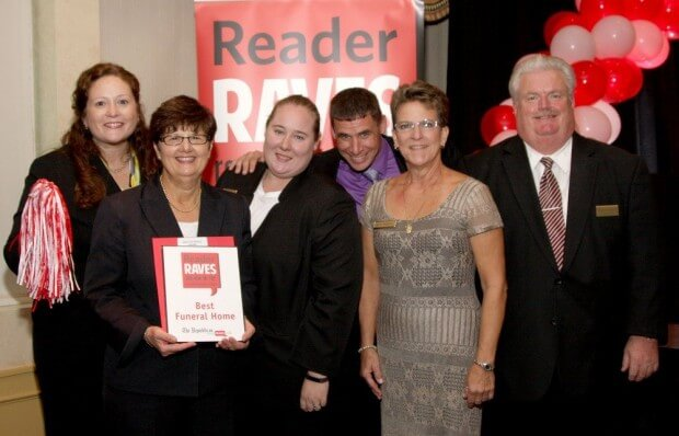 readers best funeral home award springfield ma