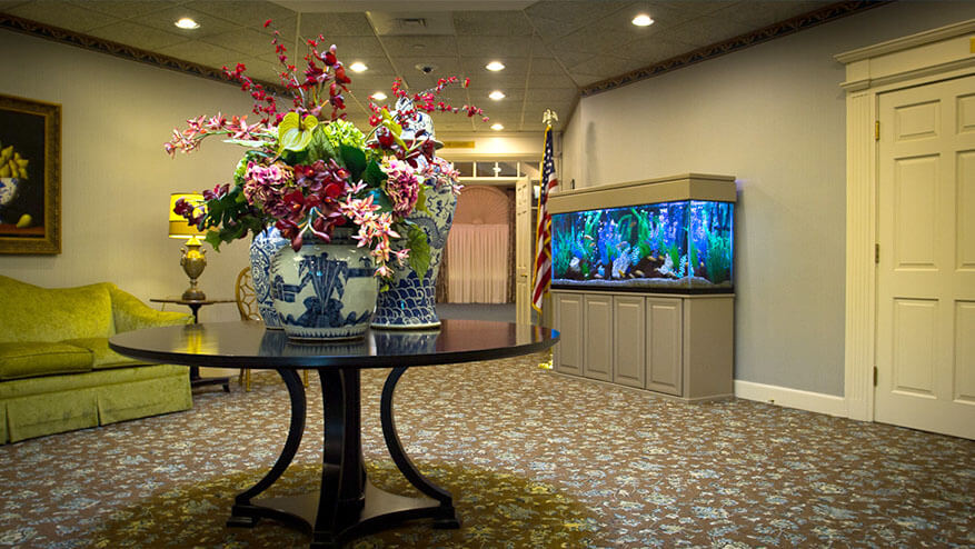tour our funeral home in ridgewood nj