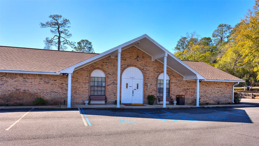 tour our funeral home in Niceville, FL