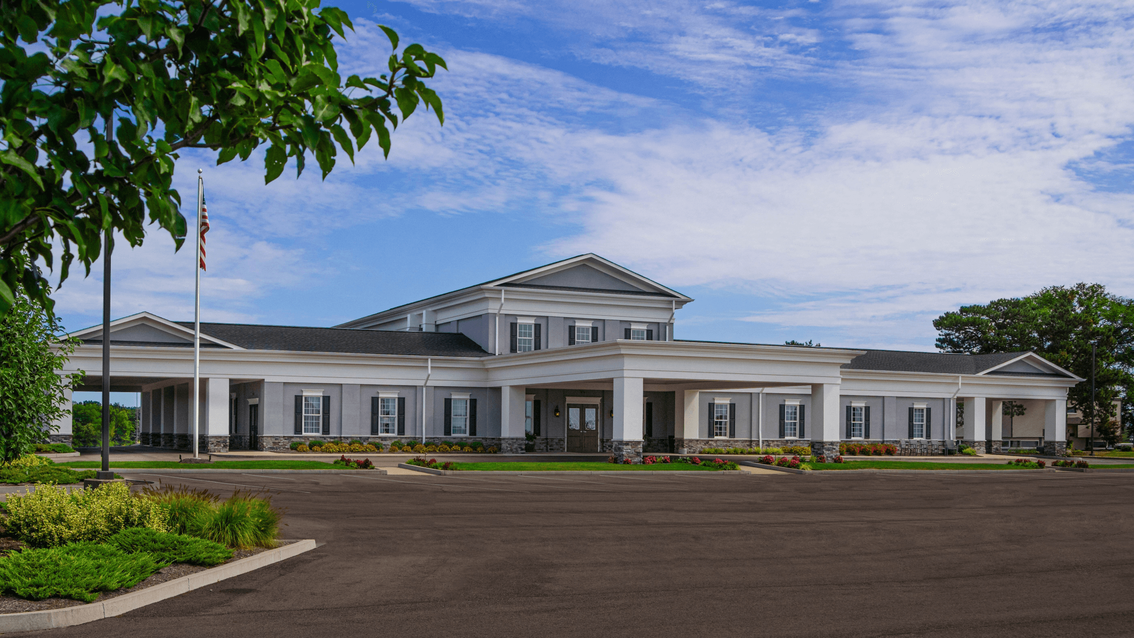 tour our funeral home in Middletown, OH