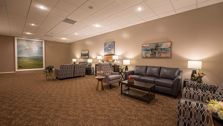 funeral home interior las vegas nv