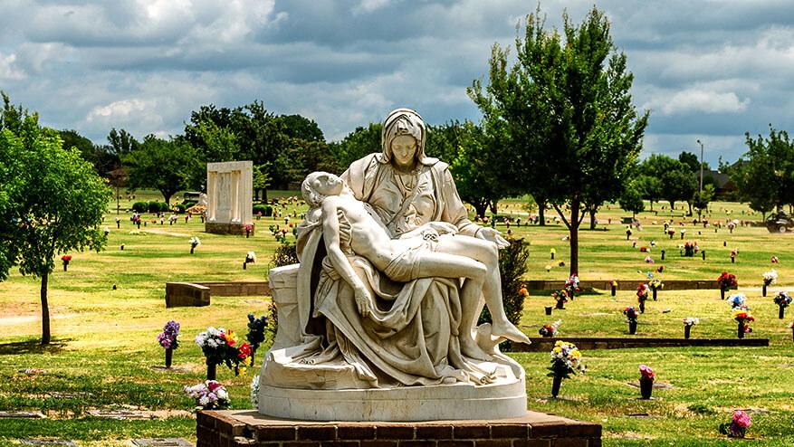 memory gardens cemetery oklahoma city OK