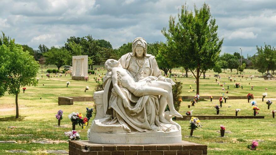 burial services oklahoma city, OK