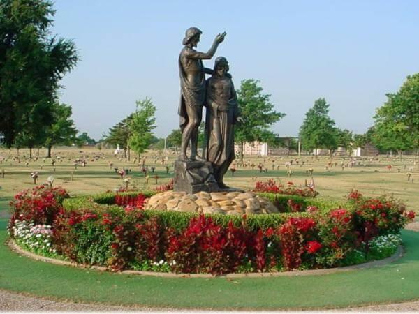 memory gardens cemetery oklahoma city