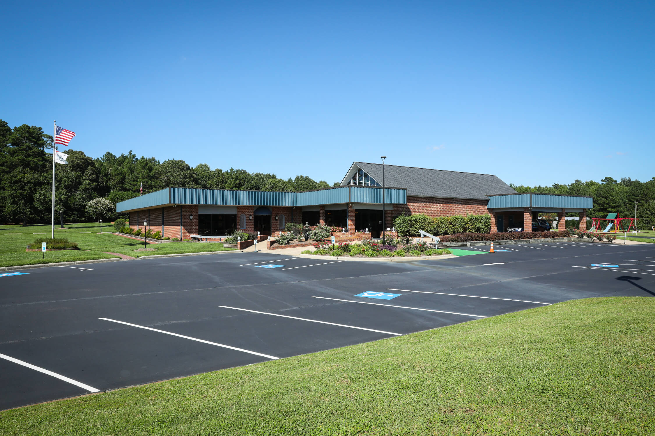 tour our funeral home in Knightdale NC