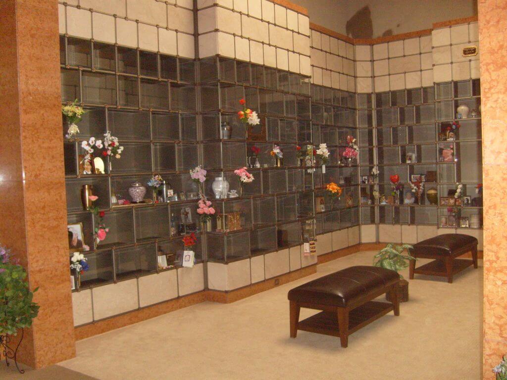Serenity Mausoleum 1