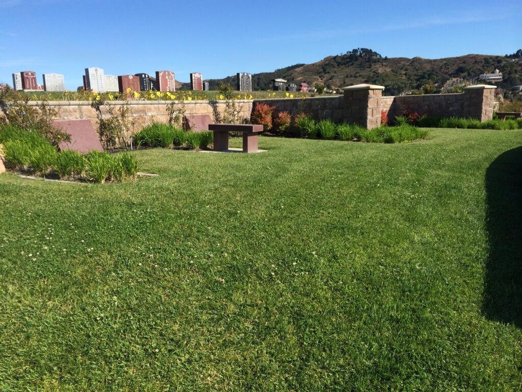 lotus garden and estates cemetery 1