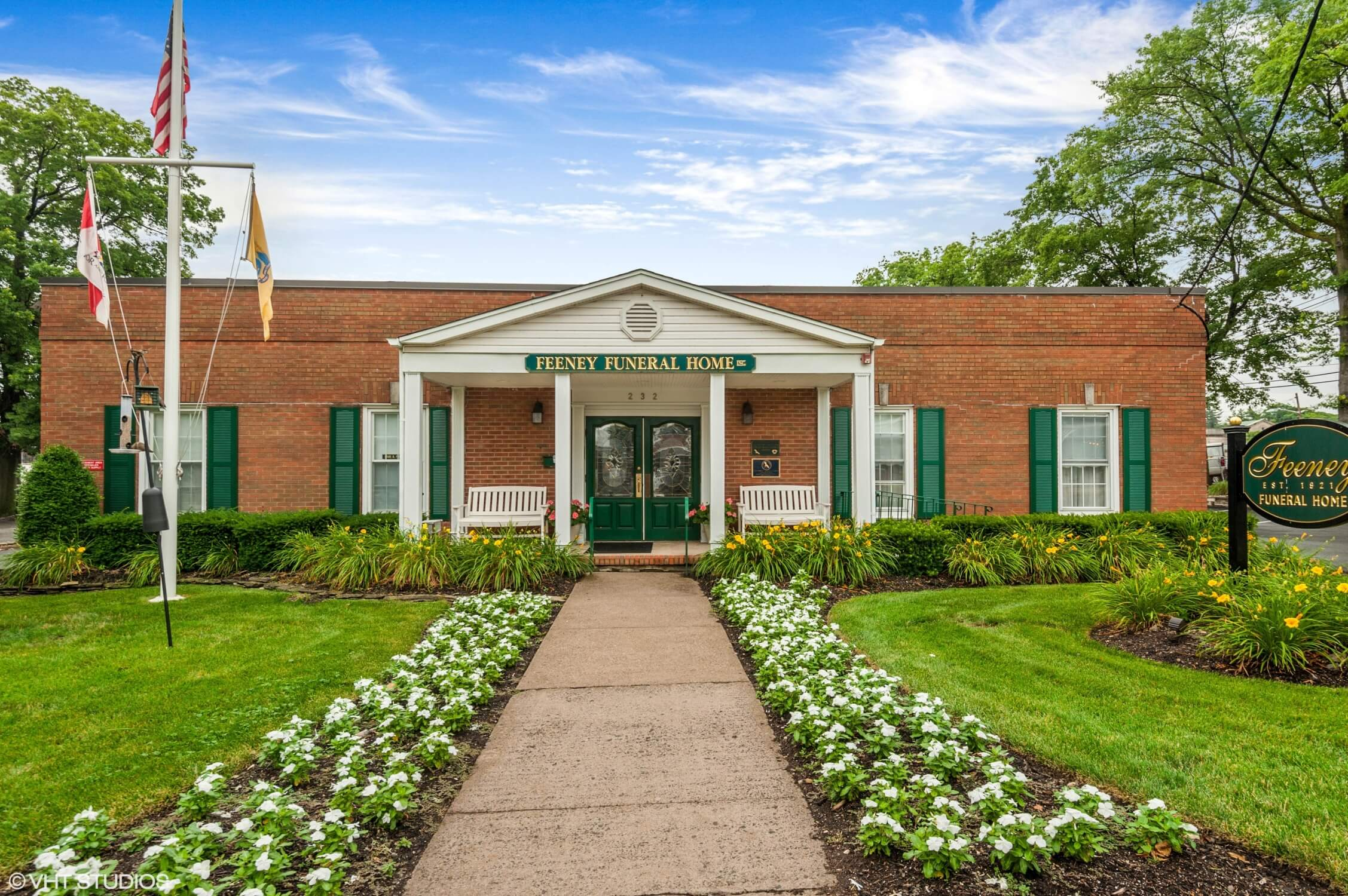 tour our funeral home