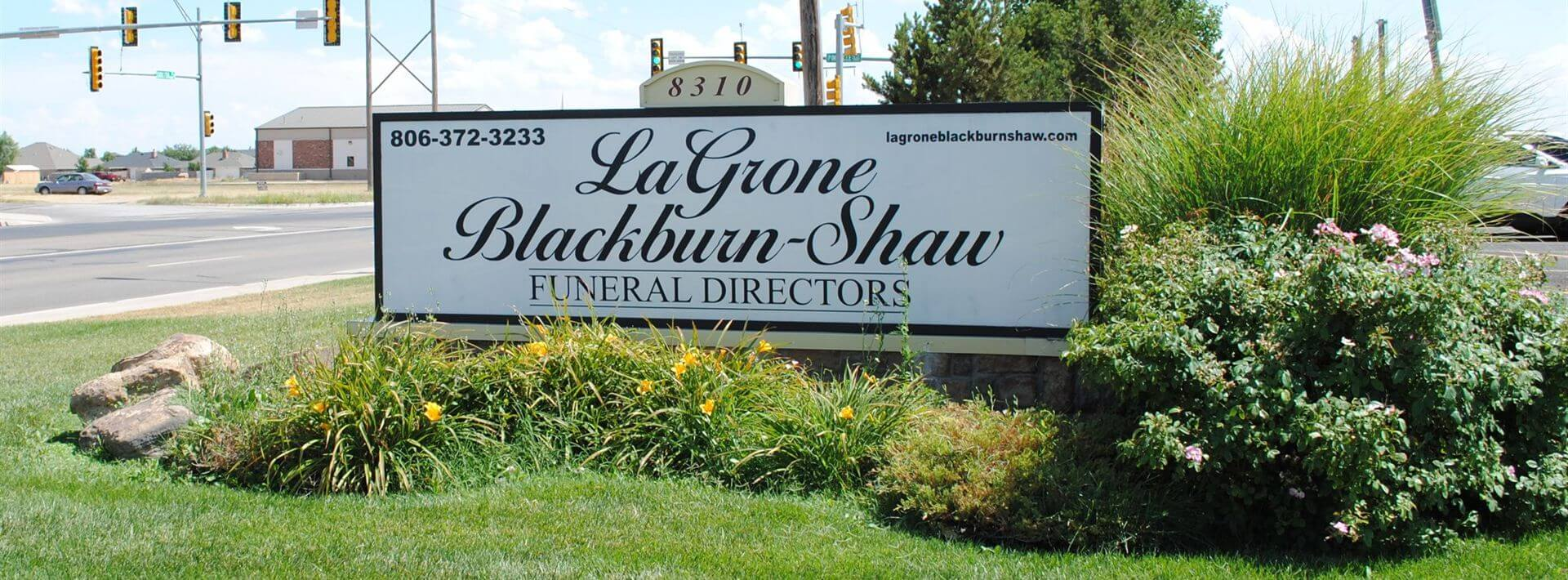 Funeral home in