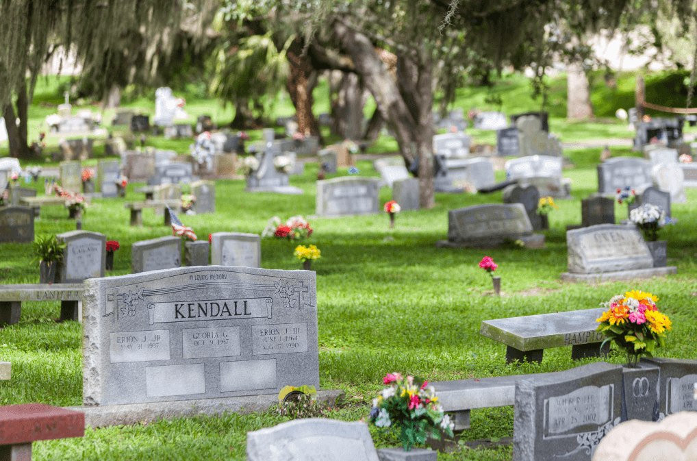 titusville burial services
