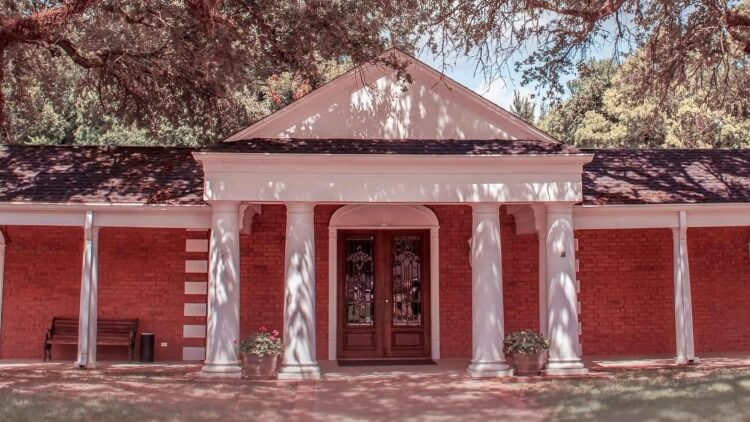 tour our funeral home in Liberty, TX