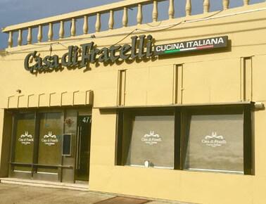 Casa di Fratelli Cucina Italiana
