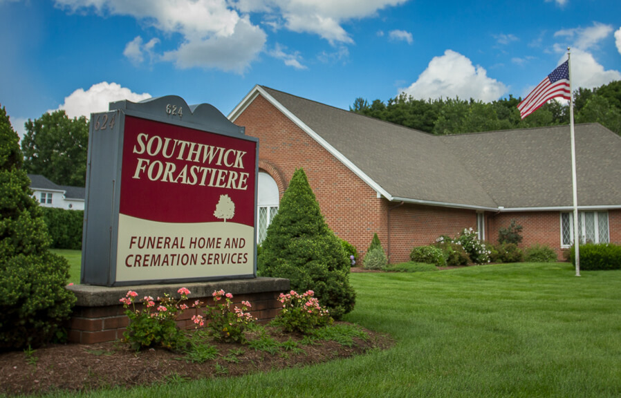 Southwick funeral home
