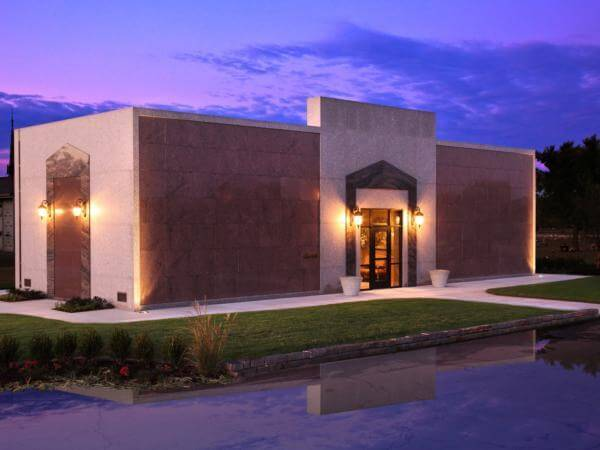 Resthaven Funeral Home Memory Gardens Oklahoma City Ok