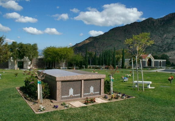 cemetery plot in california