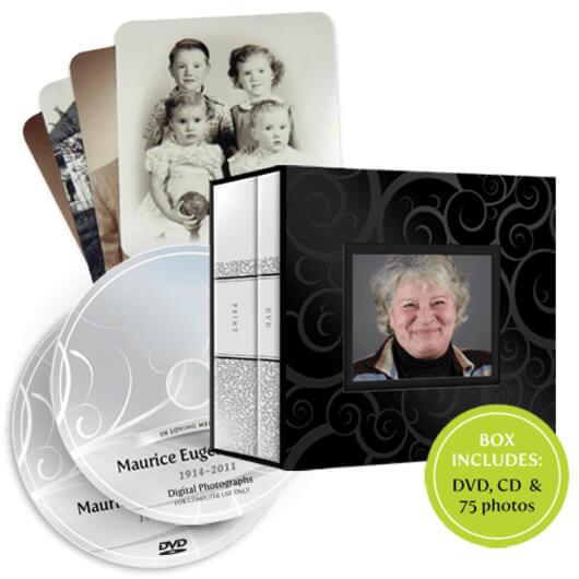 Bookshelf Box DVD