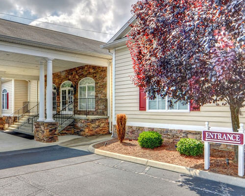 bright funeral home exterior 2
