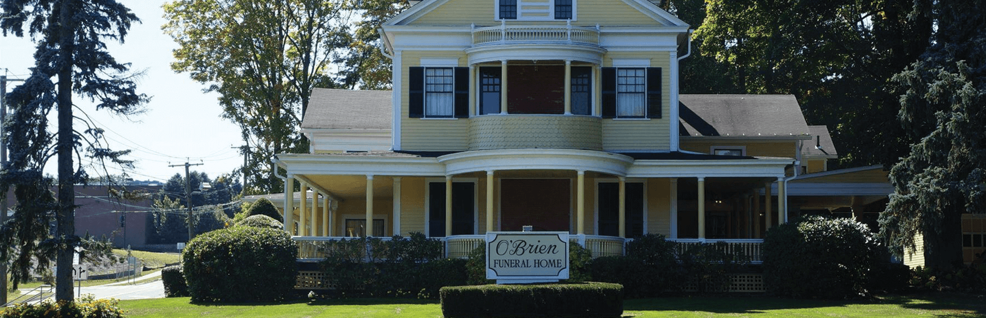 O'Brien funeral home and cremations in Bristol CT