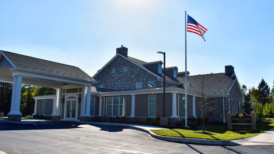 James J. Terry Funeral Home in Coatesville, Pa