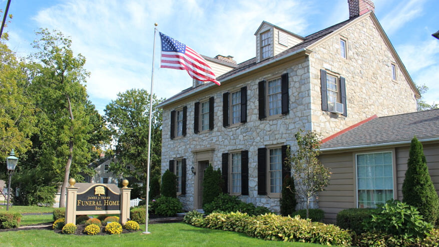 James J. Terry Funeral Home in Downingtown, PA