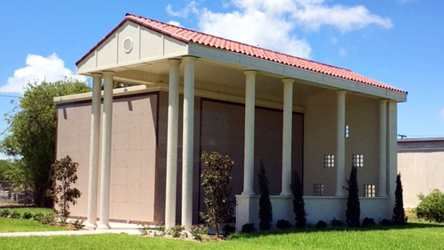 tour our funeral home in Corpus Christi, TX