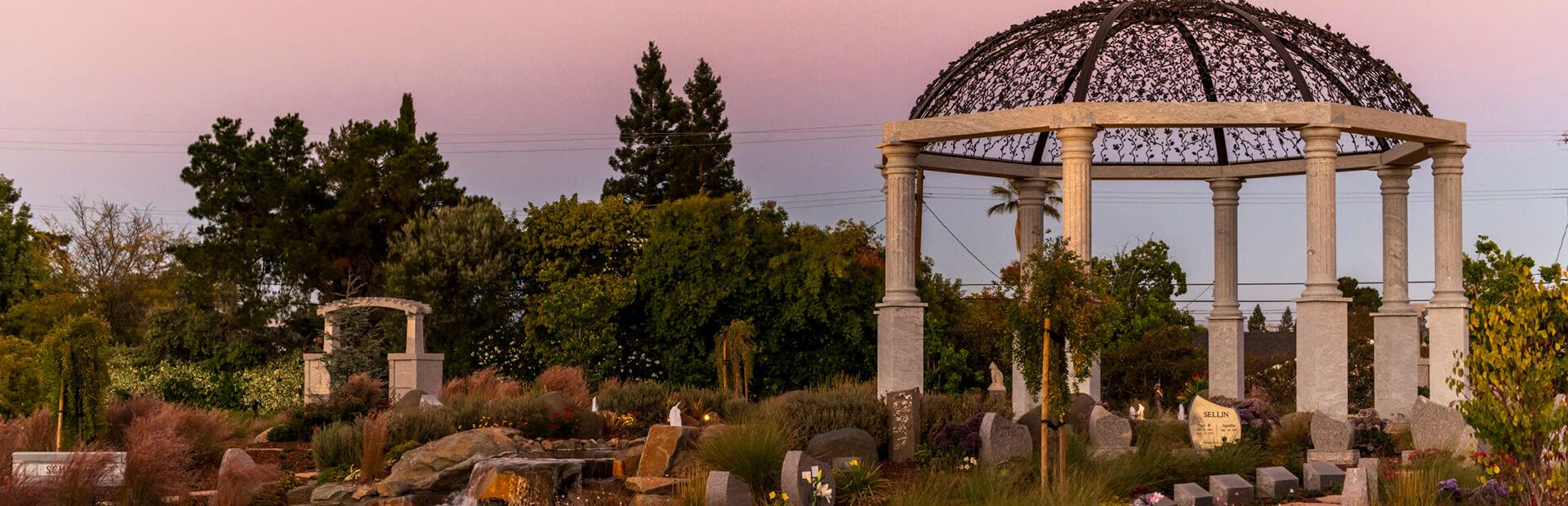 Cemetery in San Jose, CA - Los Gatos Memorial Park