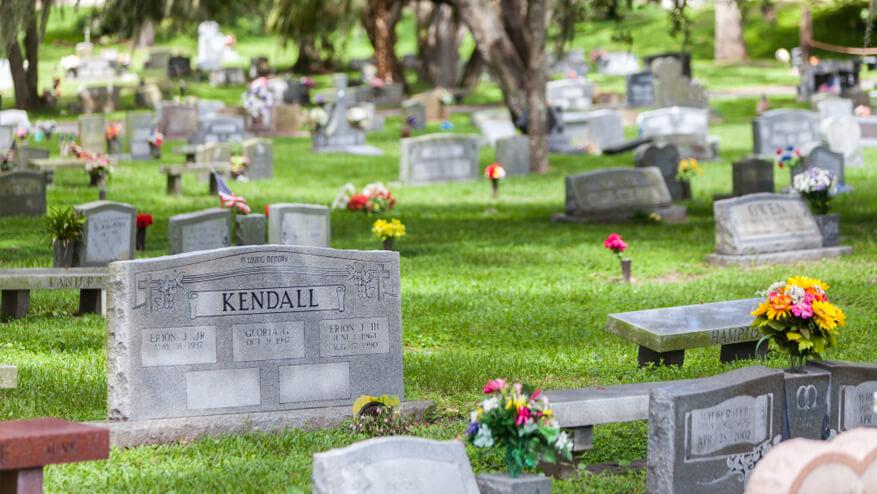 Cemetery Titusville, FL