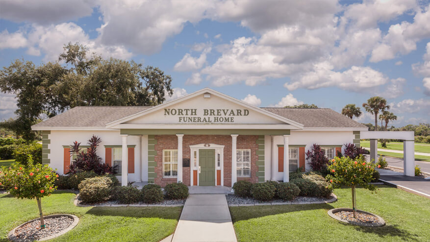 tour our funeral home in Titusville, FL