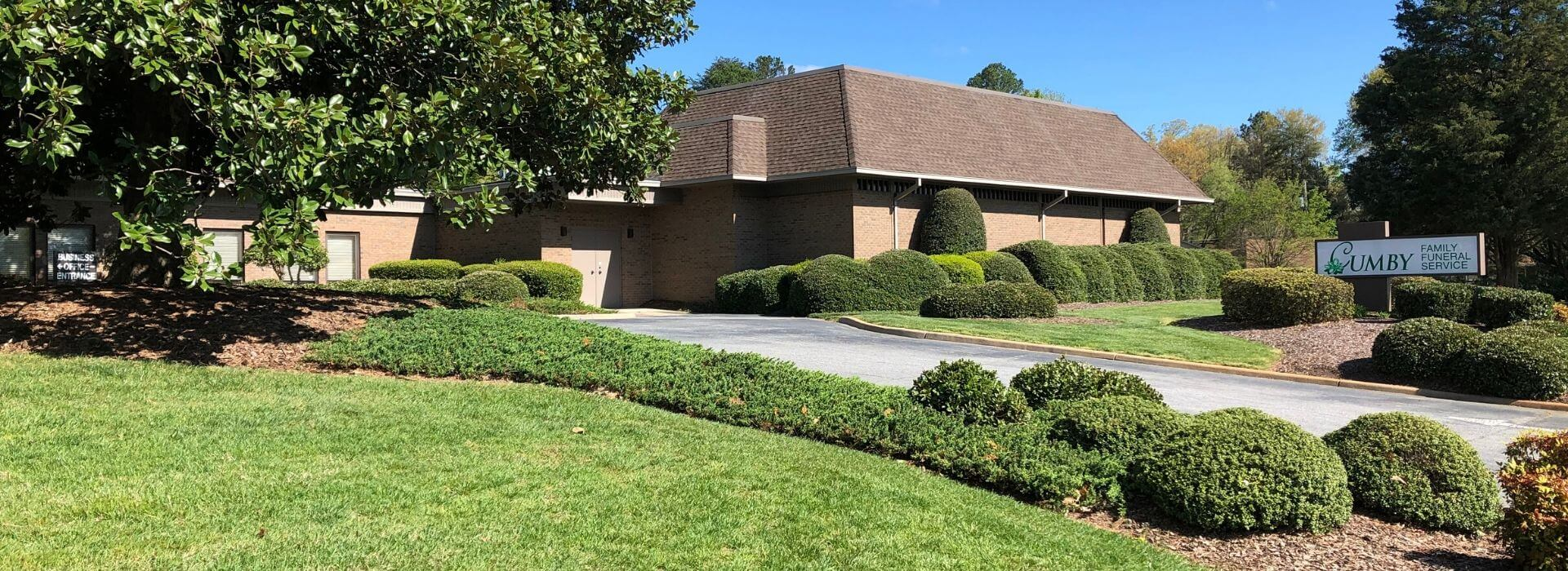 Cumby Family Funeral Service in High Point and Archdale CA