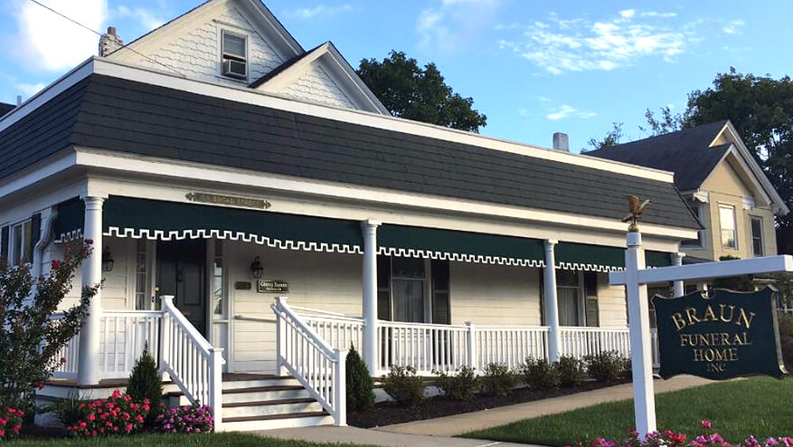 tour our funeral home in Eatontown, NJ