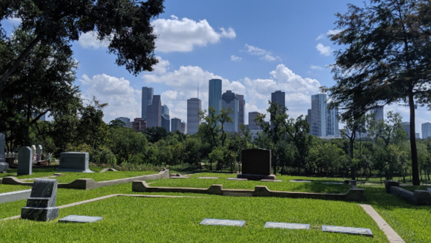 Burial Services in Houston, TX