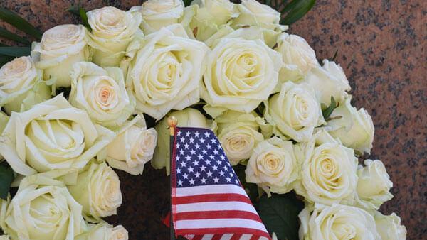 veteran funeral service Providence, RI
