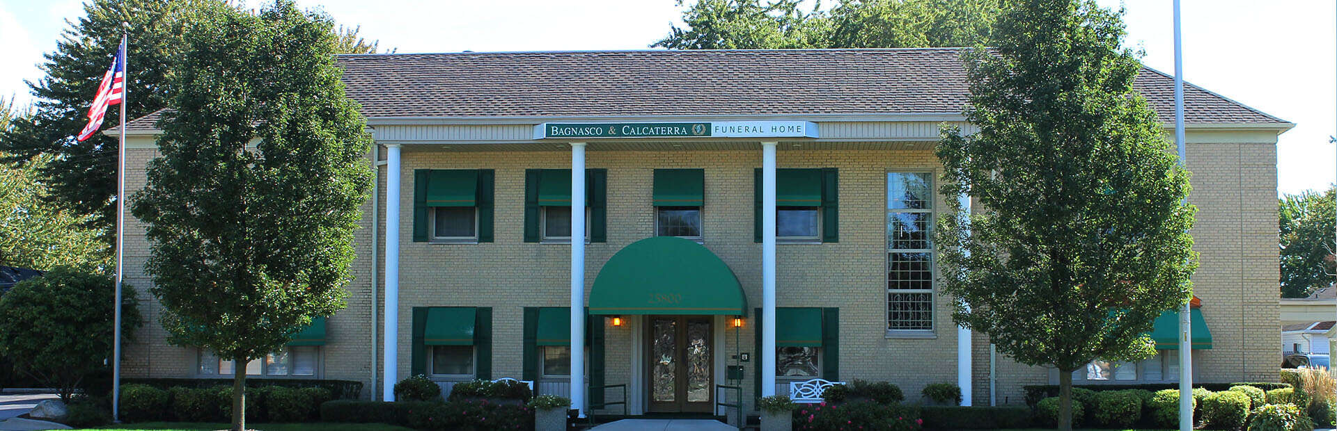 Bagnasco & Calcaterra Funeral Home in St. Clair Shores & Sterling Heights, MI