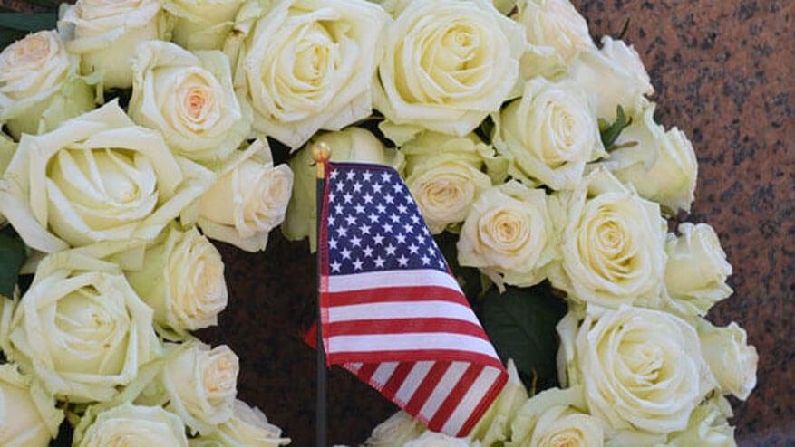 veteran funeral service