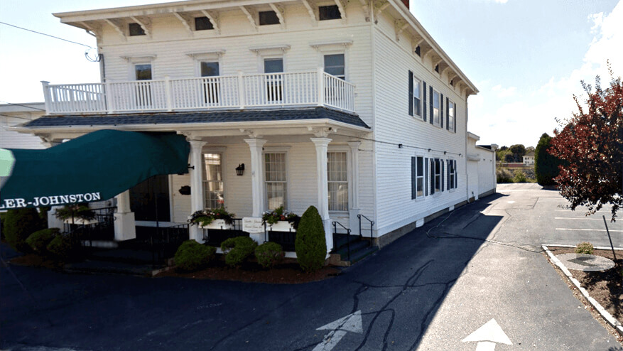 tour our funeral home in Westerly, RI