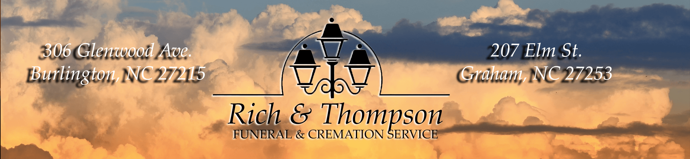 All Tributes | Rich & Thompson Funeral & Cremation Service