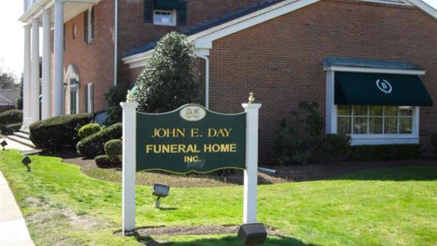 tour our funeral home in Red Bank, NJ