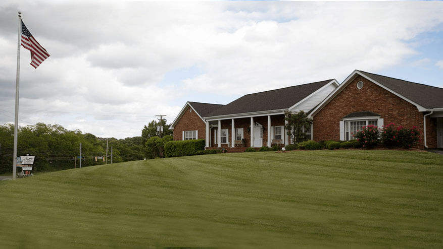 tour our funeral home in Rossville, GA