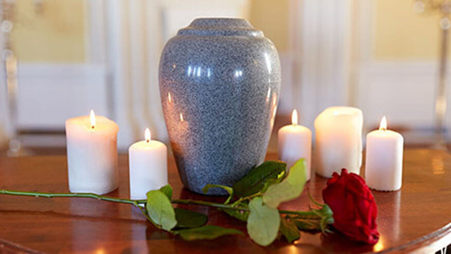 cremation options in Rossville, GA