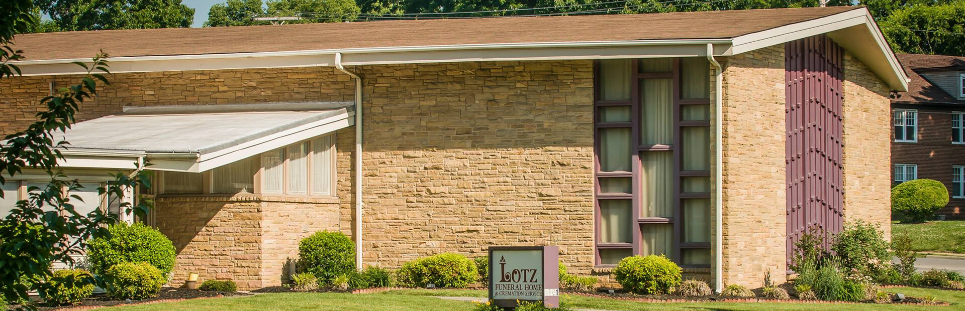 Lotz Funeral Home in Roanoke, VA