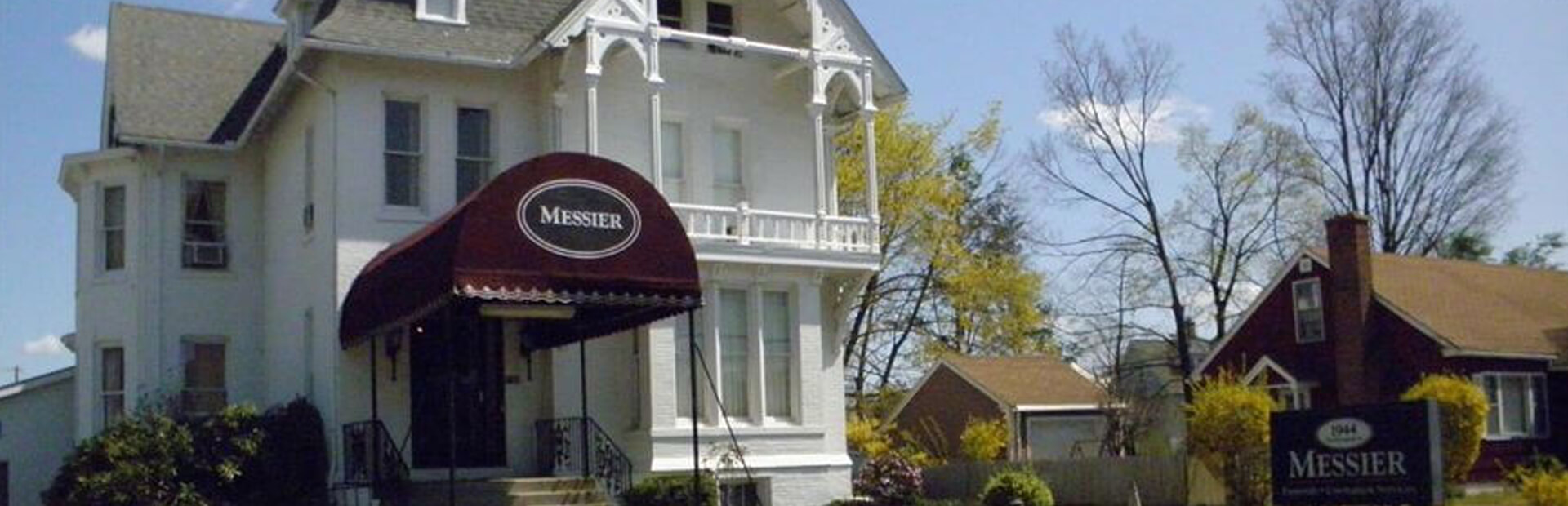 Messier Funeral Home in Holyoke, MA