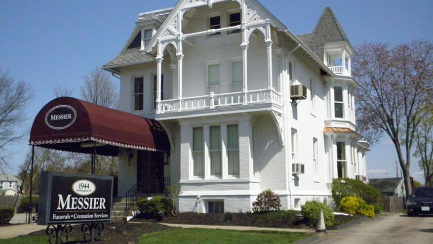 tour our funeral home in Holyoke, MA