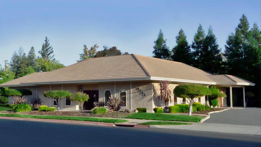 tour our funeral home in Concord, CA