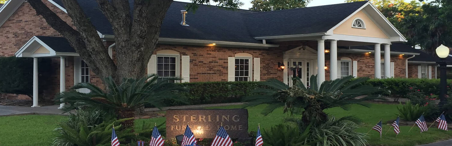 Sterling Funeral Homes in Dayton & Anahuac, TX