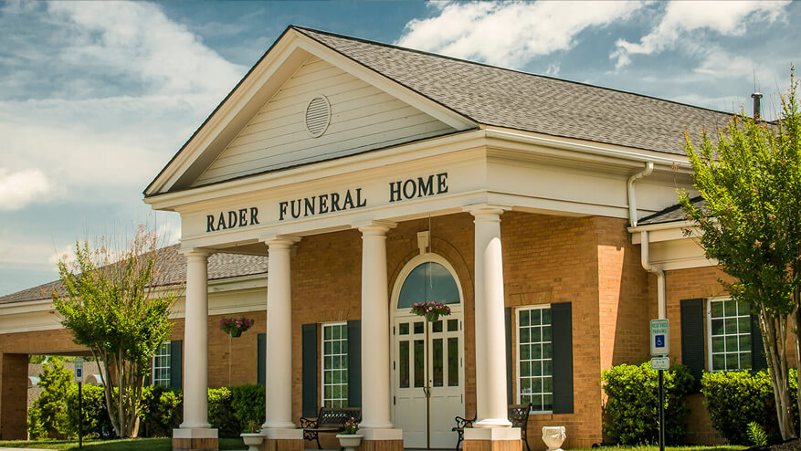tour our funeral home in Daleville, VA