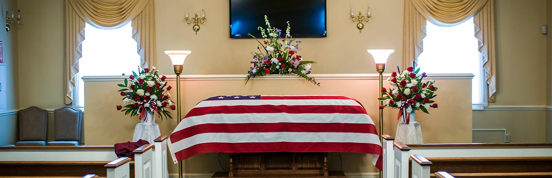 Rader Funeral Home in Daleville, VA