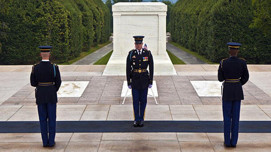 veteran funeral services in Daleville, VA