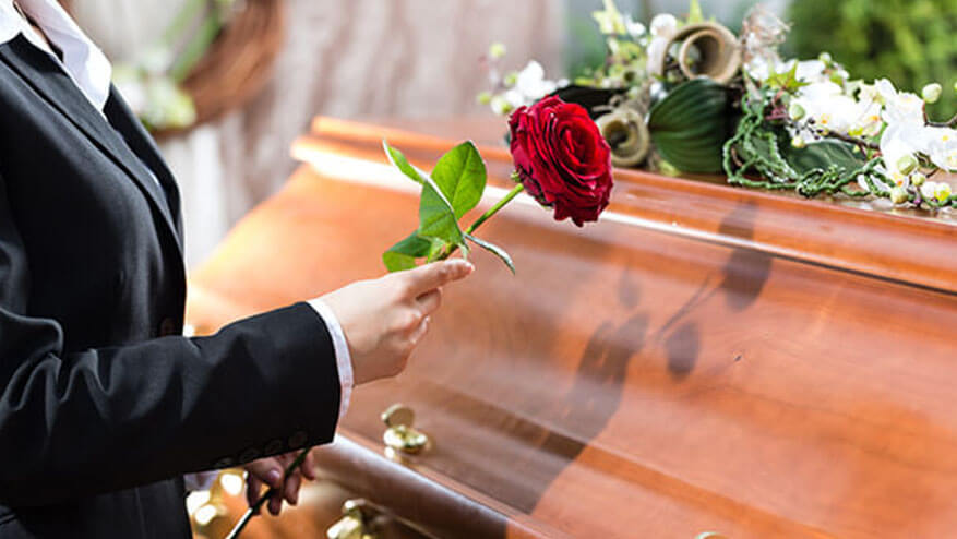 Burial Services in Indian Orchard, MA